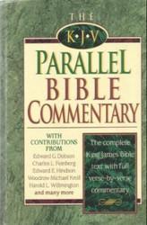 Kjv Parallel Bible Commentary