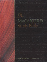Macarthur Study Bible NKJV Version