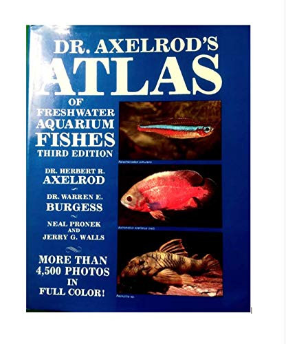 Atlas of Freshwater Aquarium Fishes