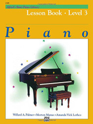 Alfred's Basic Piano Course Level 3