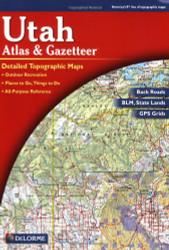 Utah Atlas And Gazetteer
