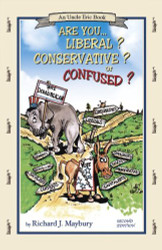 Are You Liberal? Conservative? Or Confused?