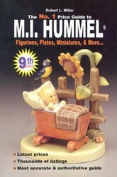 No 1 Price Guide To M.I Hummel Figurines Plates More..