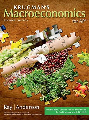Krugman's Macroeconomics for the AP Course