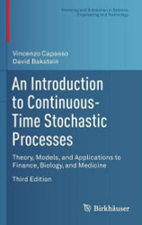 Introduction to Continuous-Time Stochastic Processes