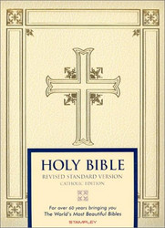 Catholic Family Bible-Rsv-Deluxe