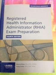 Registered Health Information Administrator Exam Prep