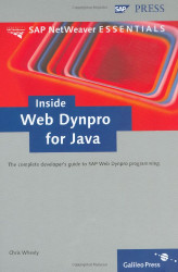 Inside Web Dynpro for Java