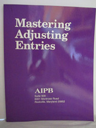 Mastering Adjusting Entries