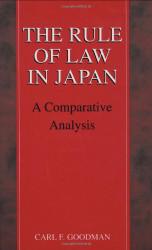 Rule of Law In Japan