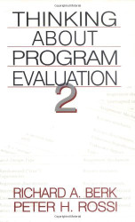 Thinking About Program Evaluation