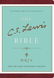 C S Lewis Bible Leather Edition