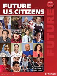 Future U S Citizens with Active Book