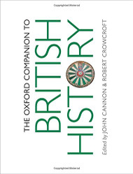 Oxford Companion to British History