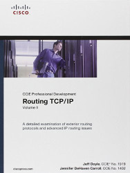 Routing TCP/IP Volume 2 -  Jeff Doyle