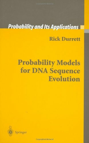 Probability Models for DNA Sequence Evolution