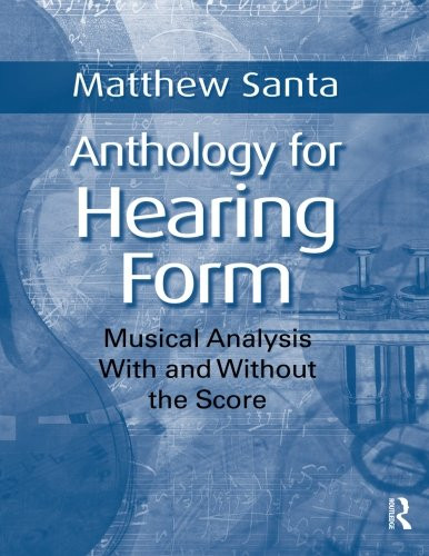 Anthology for Hearing Form