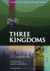 Three Kingdoms A Historical Novel Part 1