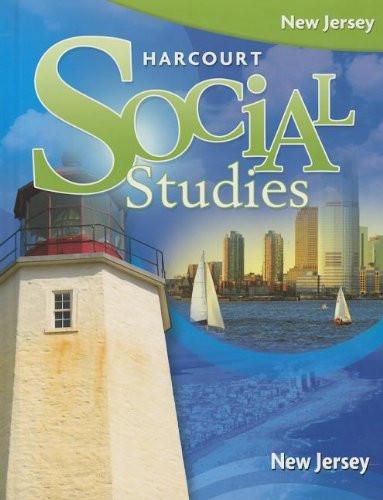 Houghton Mifflin Harcourt Social Studies New Jersey Student Edition Grade