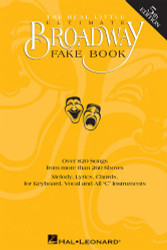 Real Little Ultimate Broadway Fake Book