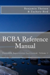 BCBA Reference Manual Volume 1