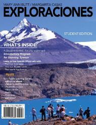 Student Activities Manual for Blitt/Casas' Exploraciones