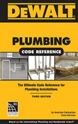 DEWALT Plumbing Code Reference