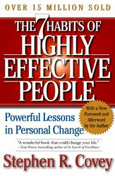 The 7 Habits of Highly Effective People: 15th Anniversary Edition (Turtleback School & Library Binding Edition)