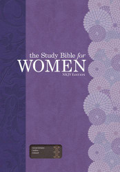 Study Bible for Women NKJV Edition Cocoa Genuine Leather Indexed
