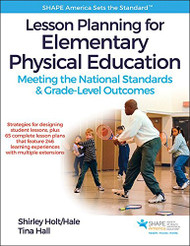 Lesson Planning for Elementary Physical Education With Web Resource Meetin
