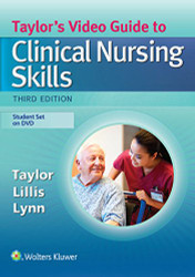 Taylor's Video Guide to Clinical Nursing Skills