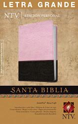 Santa Biblia NTV Edicion personal letra grande