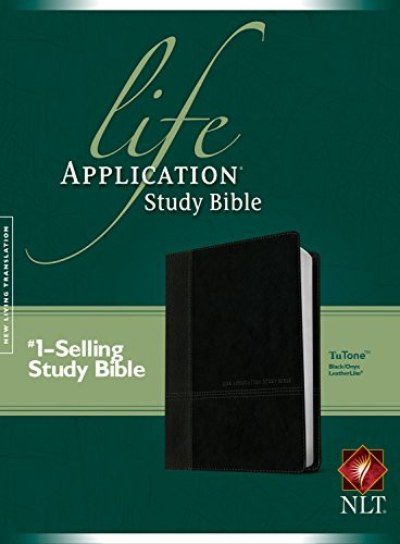 Life Application Study Bible NLT New Living Translation