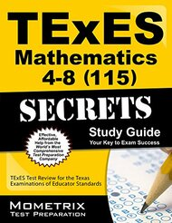 TExES Mathematics 4-8