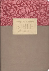 Everyday Matters Bible for Women New Living Translation