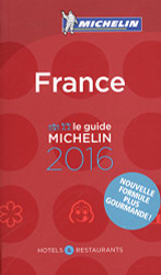 MICHELIN Guide France 2016
