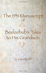 1931 Manuscript of Beelzebub's Tales to His Grandson