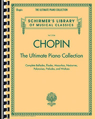 Chopin The Ultimate Piano Collection