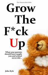 Grow the F*ck Up - White Elephant and Yankee Swap gift gag gift for men