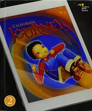 Journeys California Volume 1 Grade 2 2017