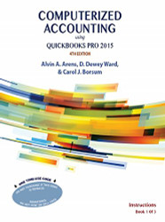 Computerized Accounting Using QuickBooks Pro