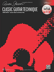 Classic Guitar Technique Vol 1
