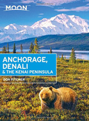 Moon Anchorage Denali and the Kenai Peninsula