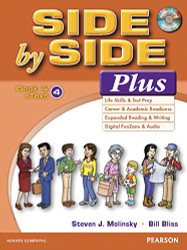 Side by Side Plus 4 Book and eText