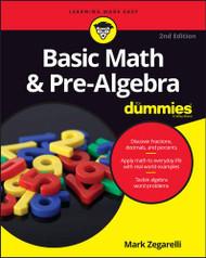 Basic Math and Pre-Algebra For Dummies
