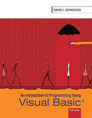 Intro to Programming Using Visual Basic