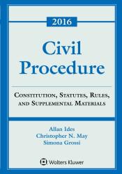 Civil Procedure Supplemental Materials