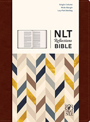 NLT Reflections Bible