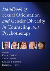 Handbook of Sexual Orientation and Gender Diversity in Counseling and