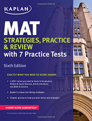 MAT Strategies Practice and Review